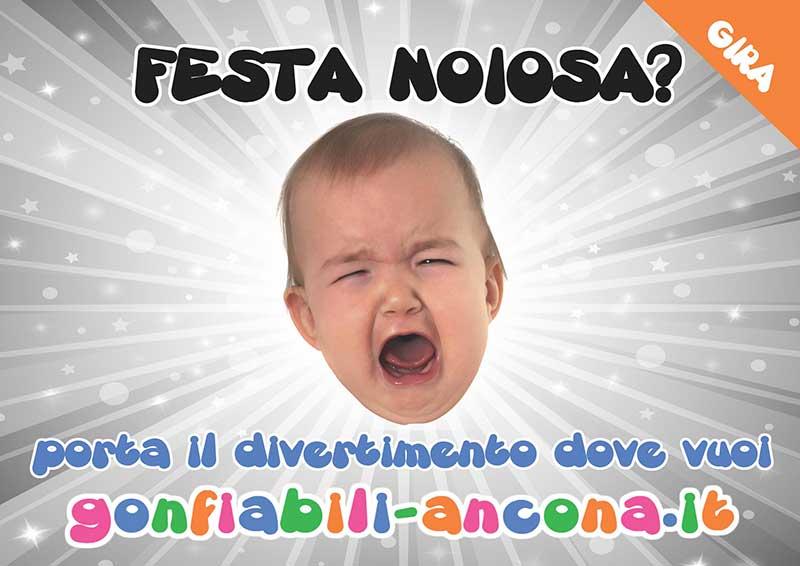 Volantino Gonfiabili